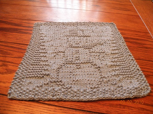 Dish Network Knitting : Free knitting patterns for dish cloths