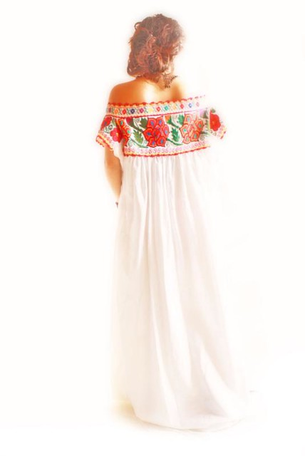 Vintage Mexican Wedding Dresses For  : Vintage mexican wedding dress flickr photo sharing
