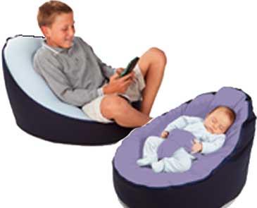 Puff relax bebe para beb s y ni os by infancy care - Puffs para ninos ...