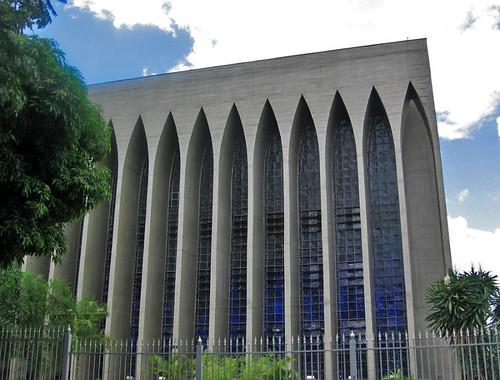 Santuário Dom Bosco, Brasilia, Brazil - Paul McClure DC