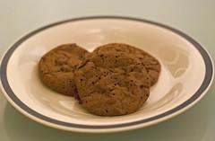 Fudge brownie cookies