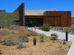 Cave Creek Recreation Area Nature Center