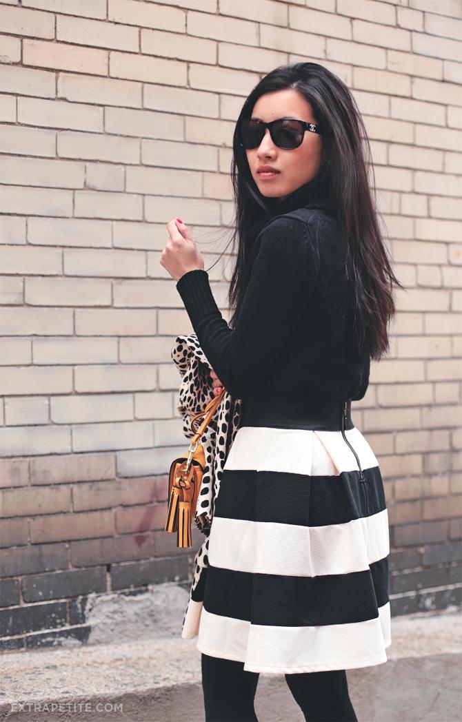 modcloth striped skirt1