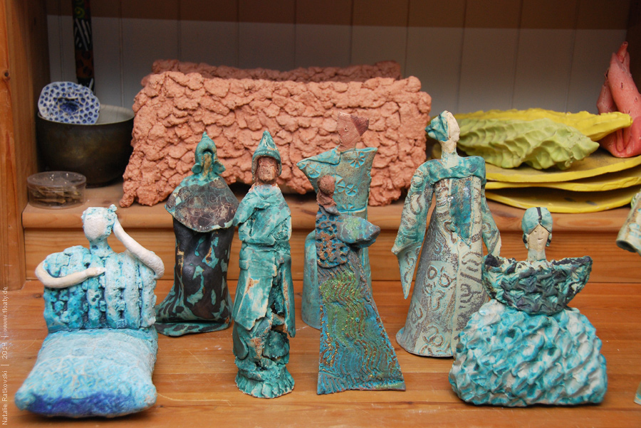 Ceramics from ceramic artist Barbara Holtmeyer