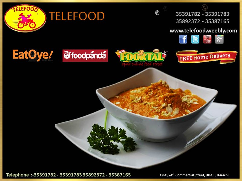 telefood food home delivery