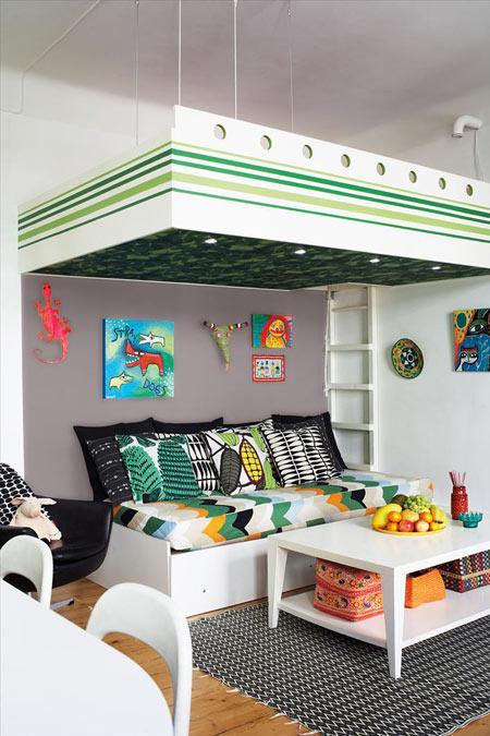 Apartamento familiar decoraci n hogar ideas y cosas for Ideas sobre decoracion