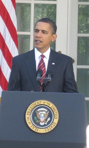 new law obama