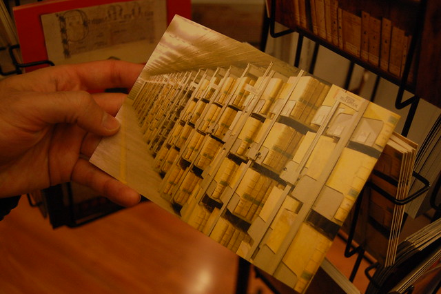 Vatican Secret Archives Postcard
