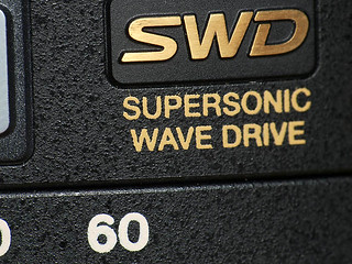 Supersonic Wave Drive in 12-60mm f/2.8-4.0