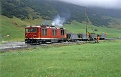 * Schweiz  MGB  ( ex FO ) # 1