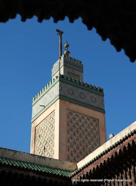 Minaret - Fez - Morocco