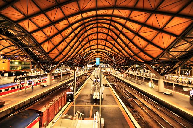 southern cross station in melbourne australia flickr. Black Bedroom Furniture Sets. Home Design Ideas
