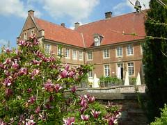 Burg Hülshoff in Havixbeck im Münsterland