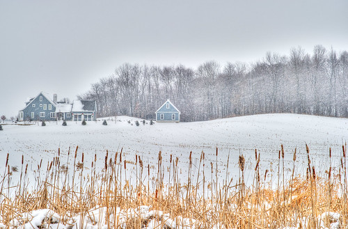 winter ohio snow landscape geotagged nikon raw nef hdr tonemapped photomatixpro canalfultonohio d3s starkcountyohio nikongp1 sigma2470ifexdghsm