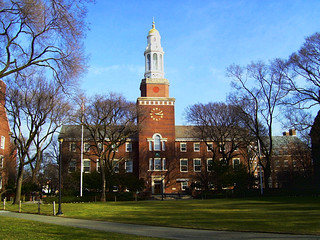 Brooklyn College campus [hdr image]