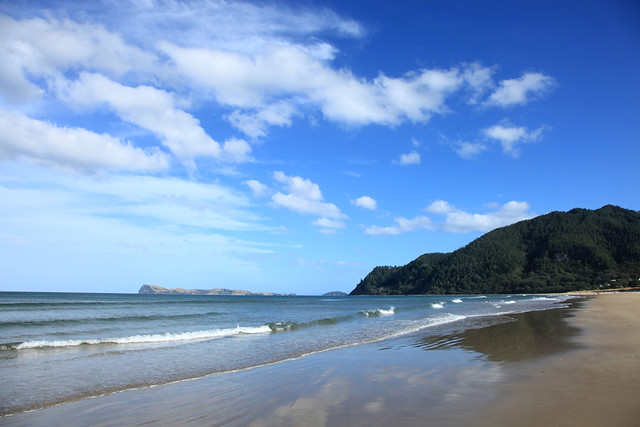 Pauanui Beach New Zealand  city pictures gallery : Pauanui beach & Slipper Island, New Zealand January 2010 | Flickr ...