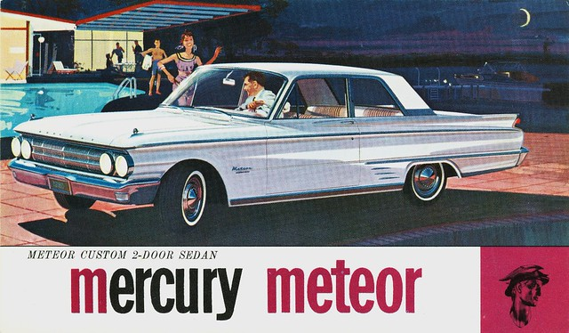 1962 Mercury Meteor Custom 2-Door Sedan