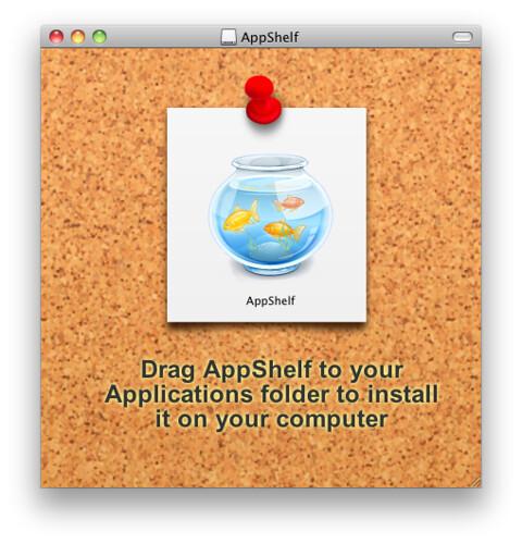 AppShelf