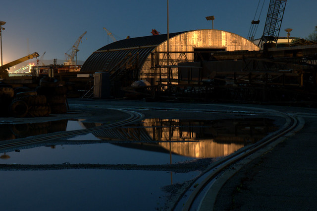 Industrial Sunrise
