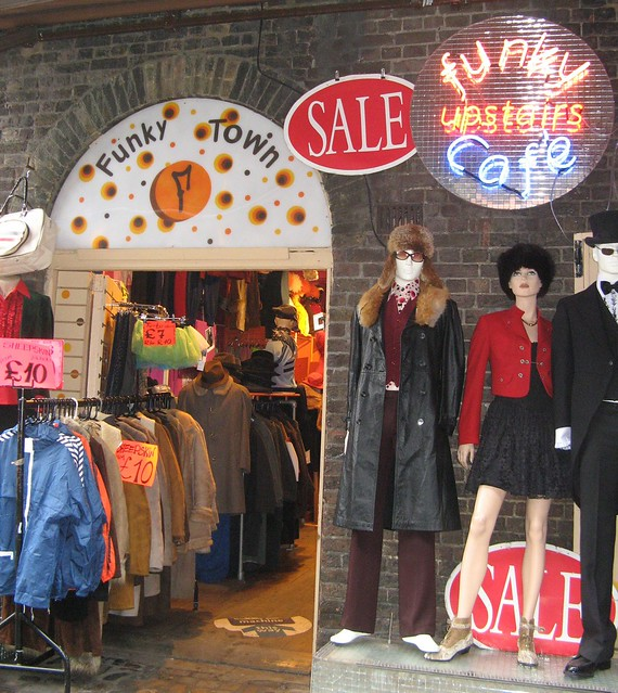 London Clothing Stores List