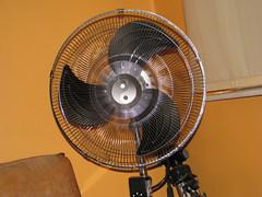 mechanical fan,