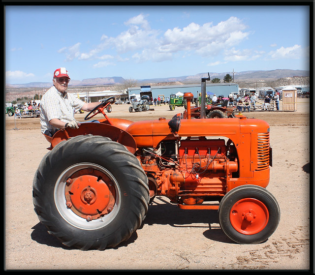1947 Case Tractor : Case s flickr photo sharing