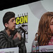 Small photo of Kick-Ass panel - Christopher Mintz-Plasse, Chloe Moretz