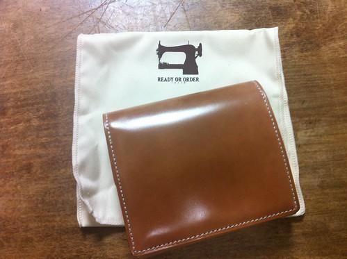 ワイルドスワンズの財布を買いました | Blog.IKUBON.com
