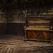 The Lonely Tune of The Blue's Piano by jackalope22