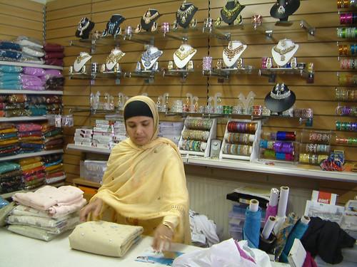 Resham Asian Clothing Shop, Ashton-under-Lyne, UK