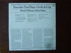 Epigraphes antiques (4 hands) Debussy