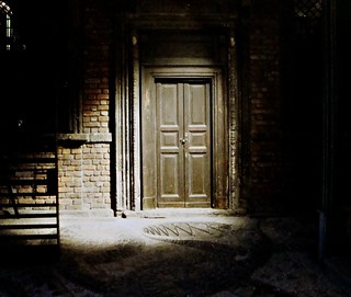 Door in the darkness
