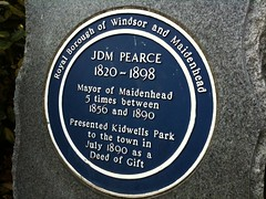 Photo of Blue plaque № 1814