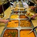Indian food buffet by pointnshoot