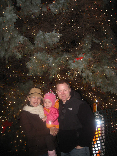 Tree Lighting Ceremony, 2009