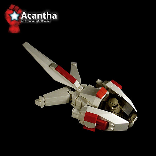 Acantha - Federation Light Bomber