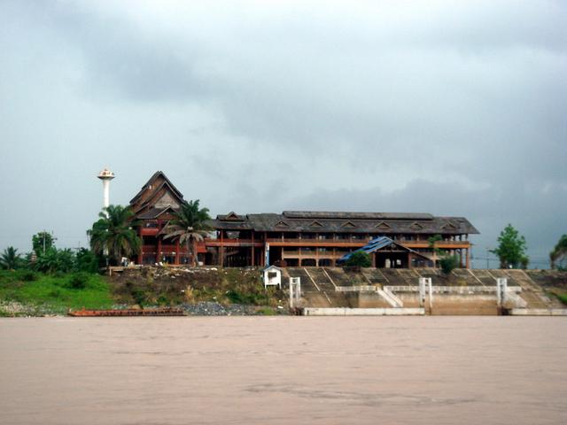 0705清莱 金三角 黄金三角洲 寮国岛 寮国 泰北旅游