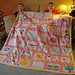 Her new quilt! by kctwinmommy