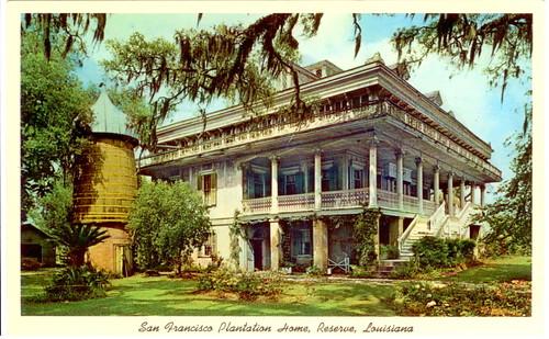 San Francisco Plantation Home