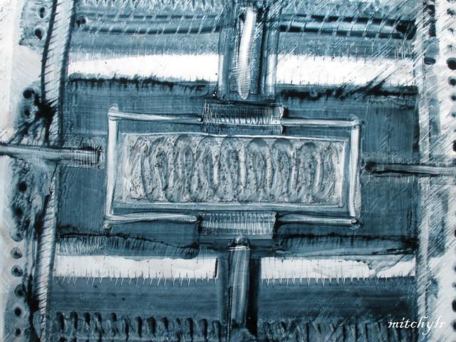 Window Abstract 11