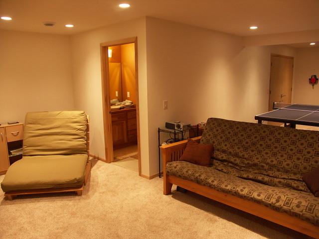 basement living room flickr photo sharing