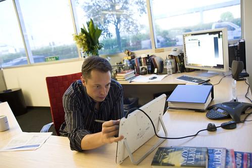 Elon Musc: entrepreneur et milliardaire