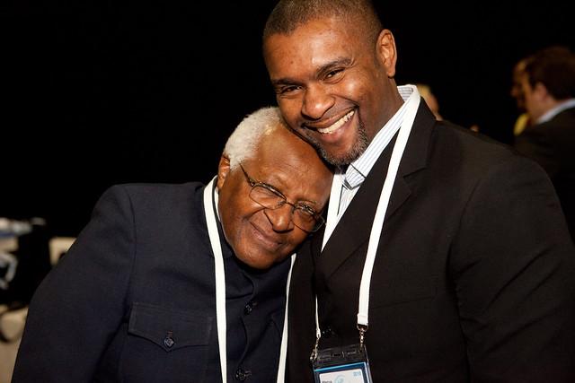 One Young World - Desmond TutuYoung Desmond Tutu