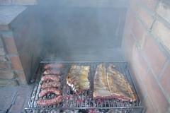 Sausages and Rostinciane of Podere Casanova - Montespertoli