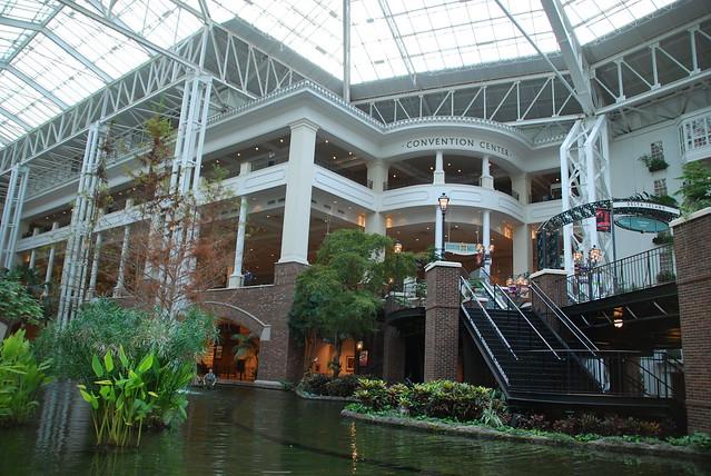Gaylord Opryland Resort Hotel And Convention Center Nashville Tennebee