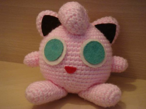Flickriver: PokePlushProjects photos tagged with jigglypuff