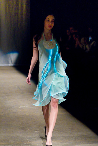 EL Wire Dress, Diana Eng