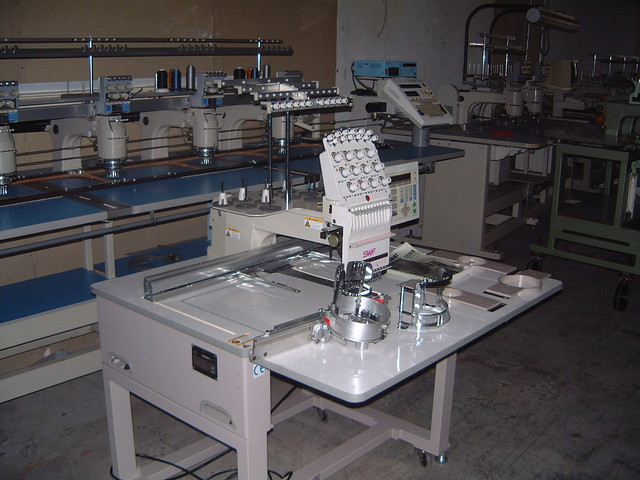 swf 1201 embroidery machine
