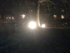 Light Pollution from 1207 Cherokee Rd