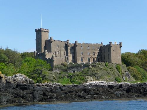 Dunvegan Castle, Isle of Skye,